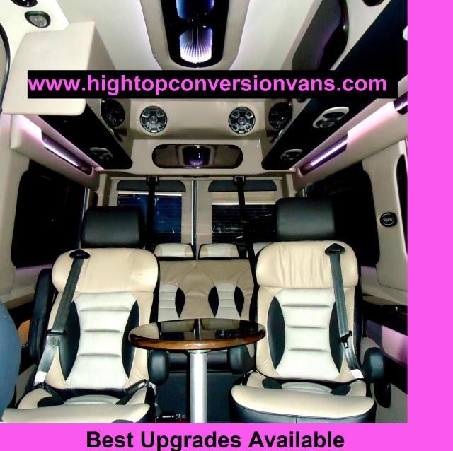 Conversion Van Image Best Upgrades
