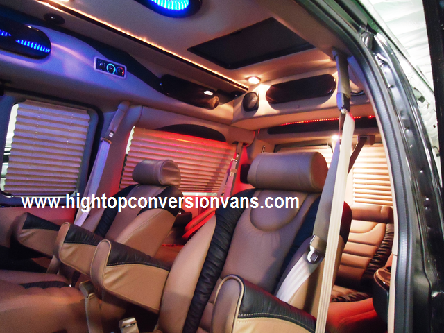 Why Buy A Cadillac Escalade Or Suburban Yukon Denali When You Can Have Gorgeous Conversion Van Theres Limited Space In