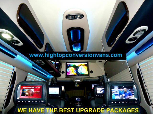 Conversion Van Image Upgrades