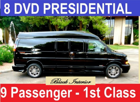 We Love The Van Thank You Sam From Carol And Charlie Farrow Apache Junction AZ Bought A Used 2010 Dodge Presidential Mobility Conversion With 60k