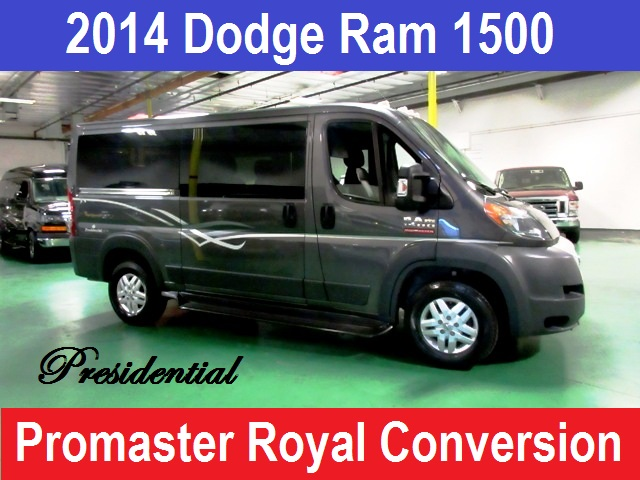 2014 Dodge Promaster Presidential Conversion Van